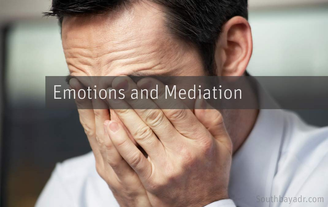 Emotions and Mediation